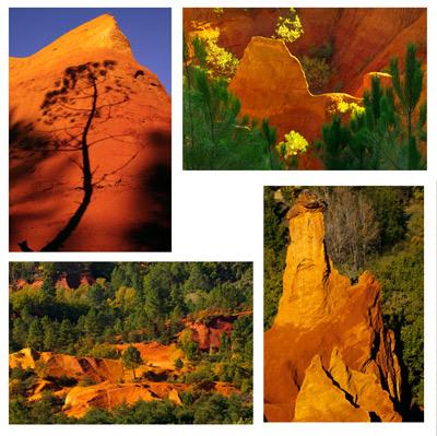 Vacances Proches D Apt Des Ocres De Roussillon Et Du Colorado Provencal