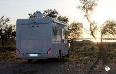 Camping car Confortable et neuf