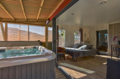 week end amoureux avec spa privatif